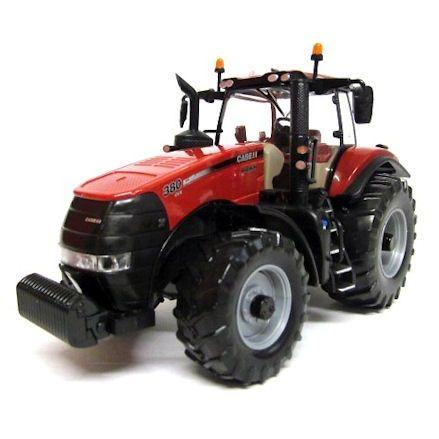Britains 43004 Case IH Magnum 380 CVX Tractor, Turning