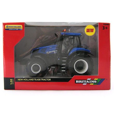 Britains 43007 New Holland T8.435 Tractor, Boxed