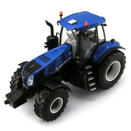 Britains 43007 New Holland T8.435 Tractor, Left