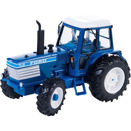 Britains 43011 Ford TW25 Tractor, Turning