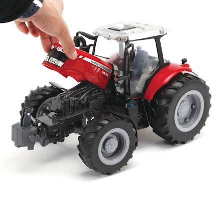 Britains 43078 Big Farm Massey Ferguson 6613 Tractor, Bonnet