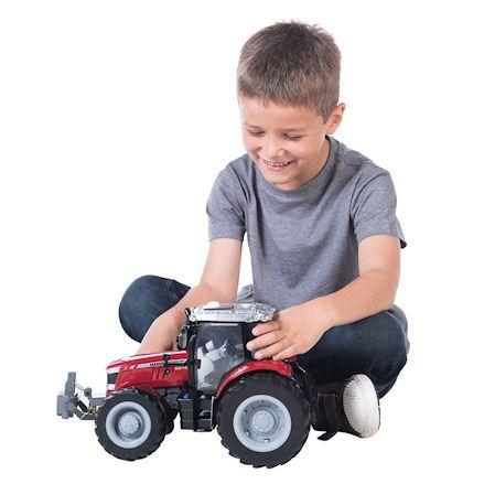 Britains 43078 Big Farm Massey Ferguson 6613 Tractor, Child Playing