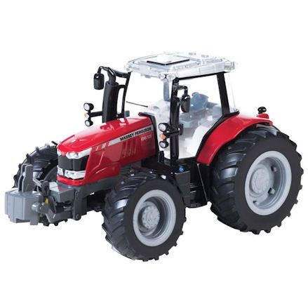 Britains 43078 Big Farm Massey Ferguson 6613 Tractor
