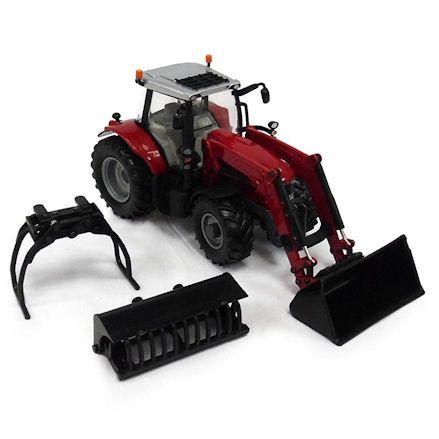 Britains 43082 Massey Ferguson 6616 Tractor with Loader