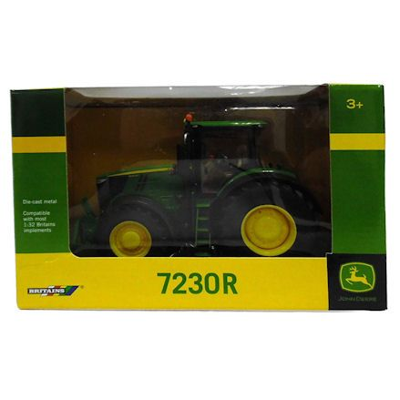 Britains 43089 John Deere 7230R Tractor, Boxed