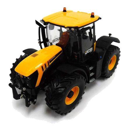 Britains 43124: JCB 4220 Fastrac Tractor, Angle