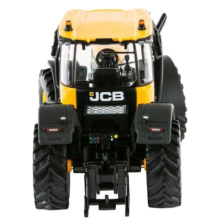 Britains 43124: JCB 4220 Fastrac Tractor, Rear