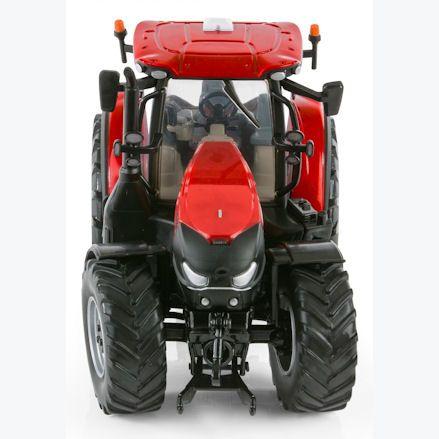 Britains 43136 Case IH Optum 300 CVX Tractor, Front