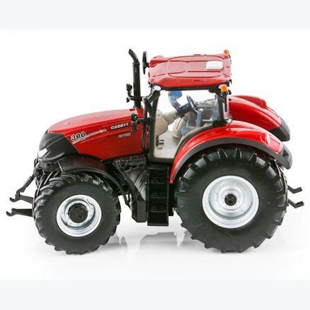 Britains 43136 Case IH Optum 300 CVX Tractor, Profile