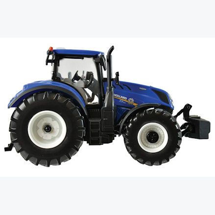 Britains 43149 New Holland T7.315 Tractor, Profile