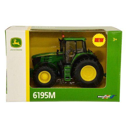 Britains 43150 John Deere 6195M Tractor, Boxed