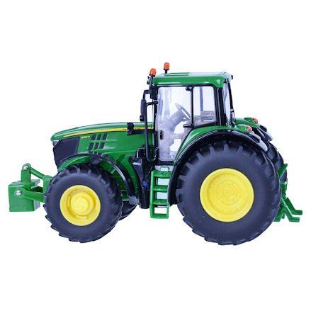 Britains 43150 John Deere 6195M Tractor, Profile