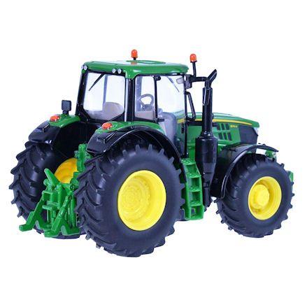 Britains 43150 John Deere 6195M Tractor, Rear