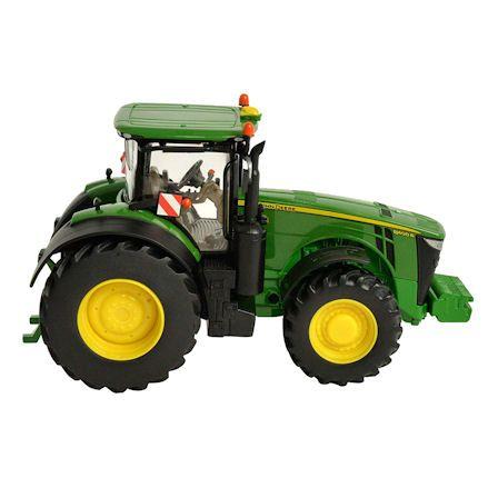 Britains 43174 John Deere 8400R Tractor, Profile