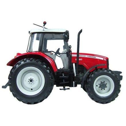 Britains 43205 Massey Ferguson 5612 Tractor Set, Profile