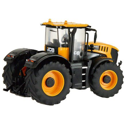 Britains 43206 JCB 8330 Fastrac Tractor, Turning
