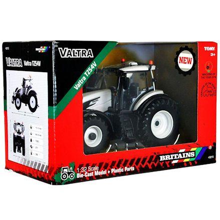 Britains 43215: Valtra T254 Versu Tractor, Boxed