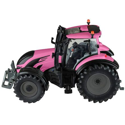 Britains 43247 Valtra T254 Pink Tractor