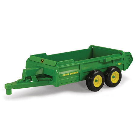 Britains 46299 - Big Farm John Deere 780-Hydra Spreader