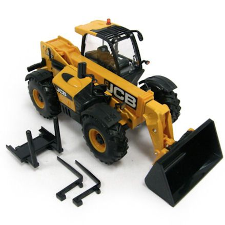Britains (42873) Big Farm JCB 550-80 Loadall