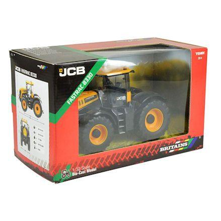 Britains JCB Fastrac 8330 Tractor