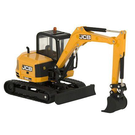 Britains JCB Midi Excavator