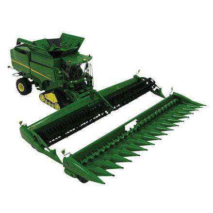 Britains John Deere S690i Combine Harvester