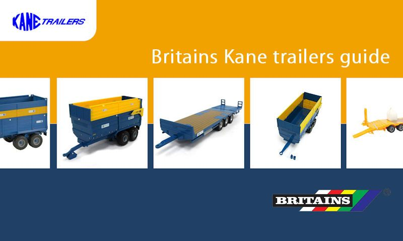 Britains Kane trailers guide