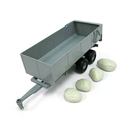 Britains Tipping Trailer with Rocks