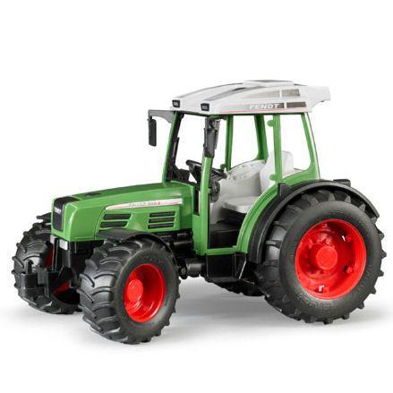 Bruder 01999 Fendt 209 S Tractor, Left Side