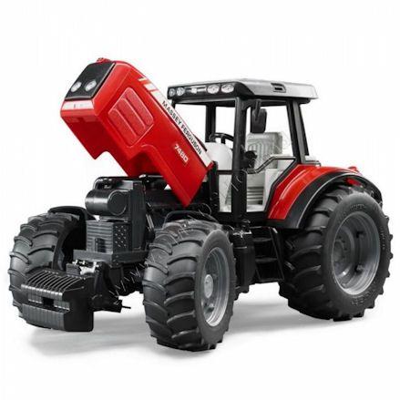 Bruder 02040 Massey Ferguson 7480 Tractor, Bonnet