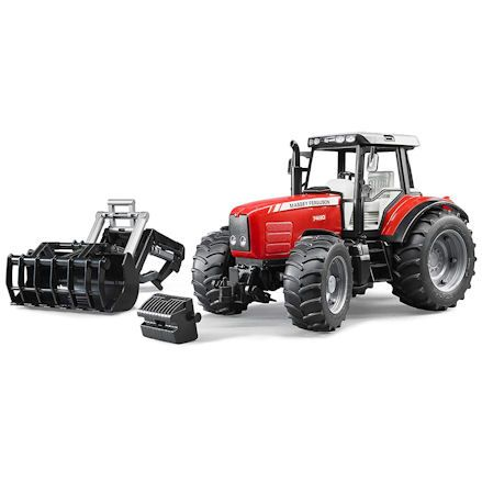 Bruder 02042 Massey Ferguson 7480 Tractor, Setup