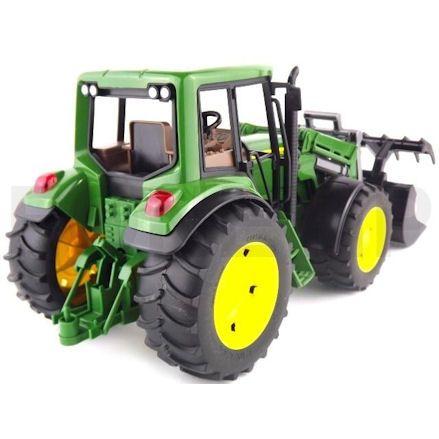 Bruder 02052 John Deere 6920 Tractor, Rear View