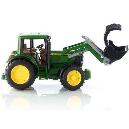 Bruder 02052 John Deere 6920 Tractor, Right Side