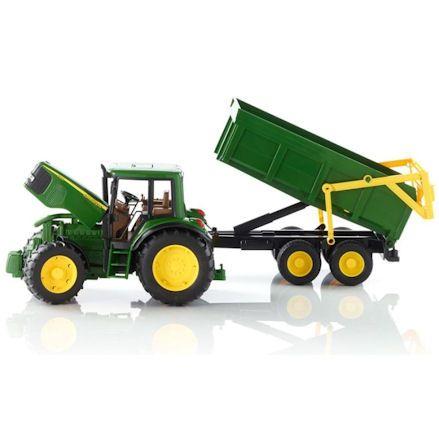 Bruder 02058 John Deere 6920 Tractor, Left Side
