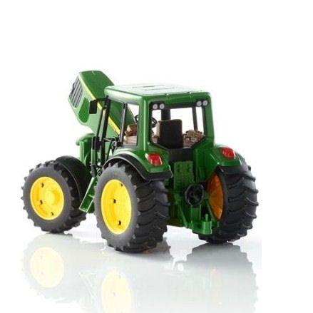 Bruder 02058 John Deere 6920 Tractor, Rear View