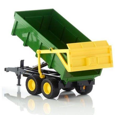Bruder 02058 John Deere 6920 Tractor, Trailer