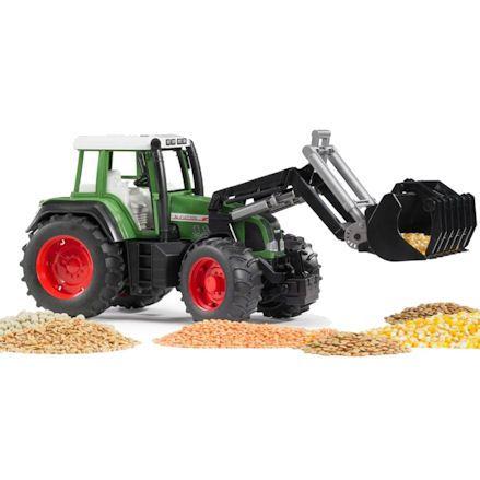 Bruder 02062 Fendt Favorit 926 Vario Tractor, pile