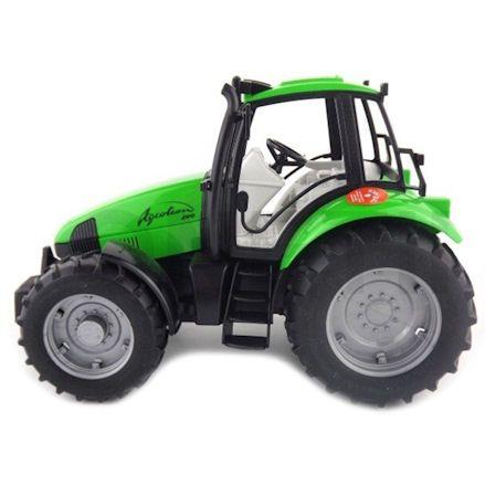 Bruder 02070 Deutz Agrotron 200 Tractor, Left Side