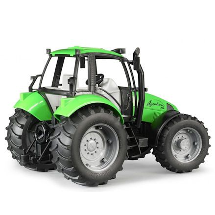 Bruder 02070 Deutz Agrotron 200 Tractor, Right Side