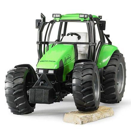 Bruder 02070 Deutz Agrotron 200 Tractor, Rock