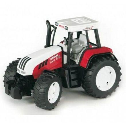 Bruder 02080 Steyr CVT 170 Tractor, steering