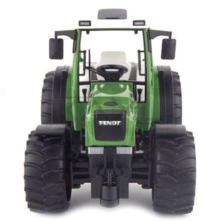 Bruder 02100 Fendt 209 S Tractor, Front View