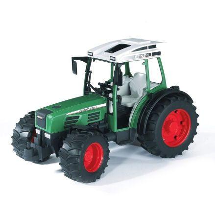 Bruder 02100 Fendt 209 S Tractor, Left Side