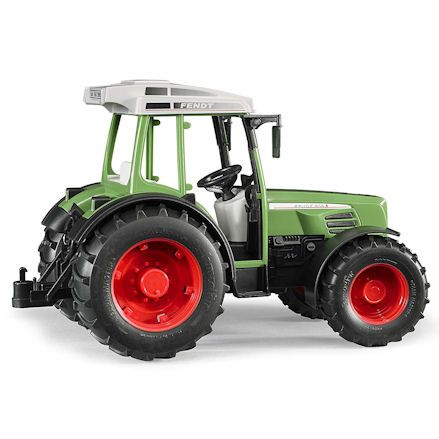 Bruder 02100 Fendt 209 S Tractor, Profile