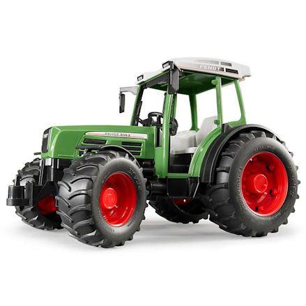Bruder 02100 Fendt 209 S Tractor, Turning
