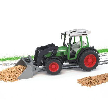 Bruder 02101 Fendt 209 S Tractor, bucket attachment