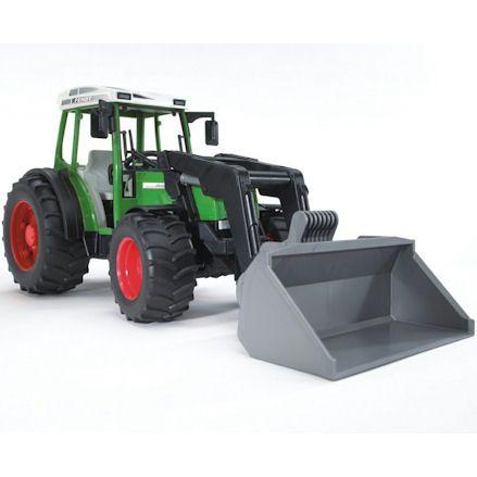 Bruder 02101 Fendt 209 S Tractor, front loader
