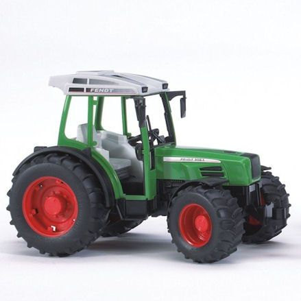 Bruder 02104: Fendt 209 S Tractor, right side view