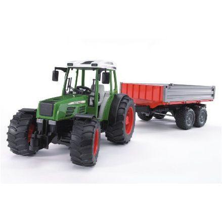Bruder 02104: Fendt 209 S Tractor, steering